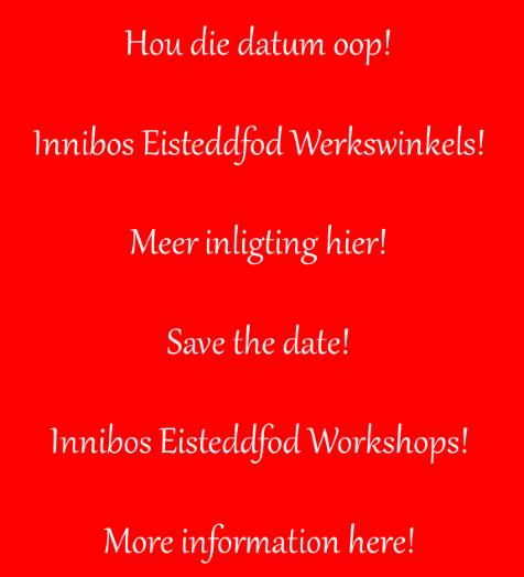 Innibos Werkswinkels